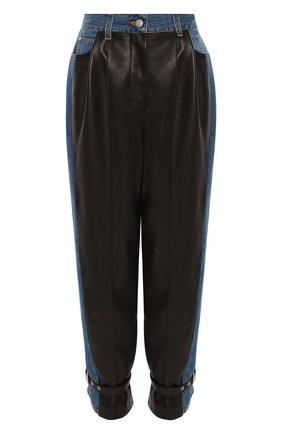 Женские брюки ALEXANDER MCQUEEN разноцветного цвета, арт. 659807/Q5AF5 | Фото 1