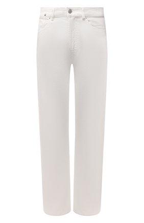 Женские джинсы DRIES VAN NOTEN белого цвета, арт. 211-12413-2378 | Фото 1