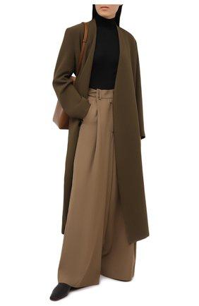 Женское пальто THE FRANKIE SHOP хаки цвета, арт. C0 0F0 KR 09 | Фото 2