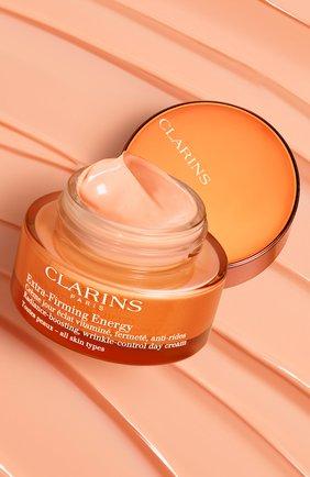Женское регенерирующий дневной крем с эффектом сияния для любого типа кожи CLARINS бесцветного цвета, арт. 80070887 | Фото 2