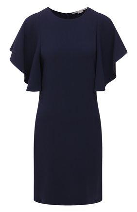 Женское платье STELLA MCCARTNEY темно-синего цвета, арт. 602911/SCA06 | Фото 1