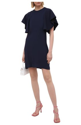 Женское платье STELLA MCCARTNEY темно-синего цвета, арт. 602911/SCA06 | Фото 2