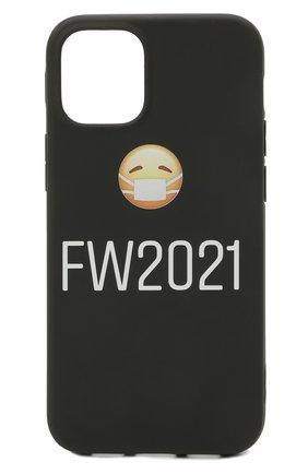 Чехол для iphone 12 mini MISHRABOO черного цвета, арт. Mask 12 mini   Фото 1