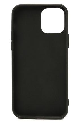 Чехол для iphone 12 mini MISHRABOO черного цвета, арт. No eat 12 mini   Фото 2