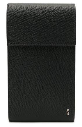 Чехол для iphone SERAPIAN темно-синего цвета, арт. SREVLMSL716310A | Фото 1