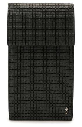 Чехол для iphone SERAPIAN темно-серого цвета, арт. SRSTPMSL716310A | Фото 1