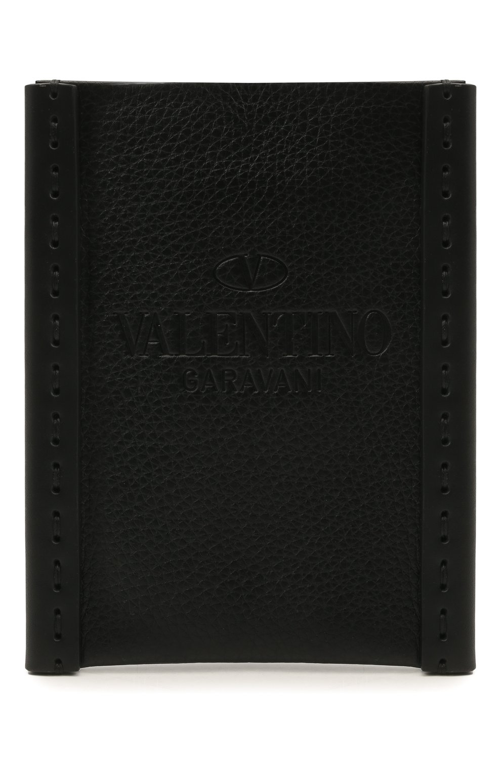 Чехол valentino garavani для iphone VALENTINO черного цвета, арт. VY0P0T04/VXY   Фото 1