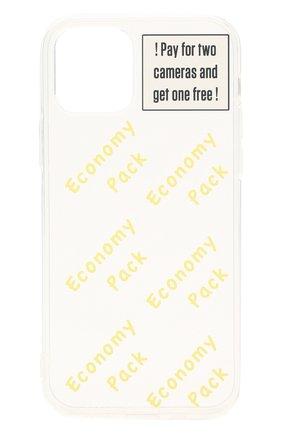 Чехол для iphone 12/12 pro MISHRABOO прозрачного цвета, арт. Economy 12/12 Pro   Фото 1