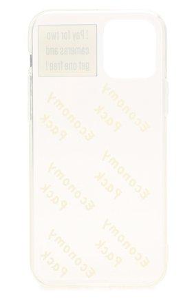Чехол для iphone 12/12 pro MISHRABOO прозрачного цвета, арт. Economy 12/12 Pro   Фото 2