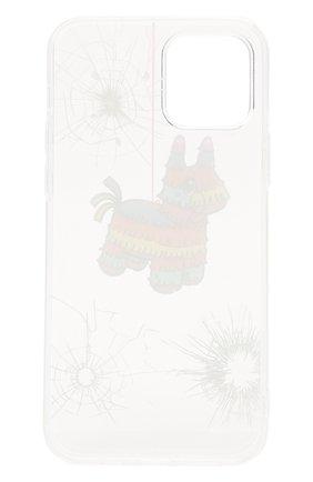 Чехол для iphone 12/12 pro MISHRABOO прозрачного цвета, арт. Horse 12/12 Pro   Фото 2