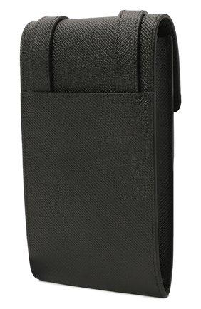 Чехол для iphone SERAPIAN черного цвета, арт. SREVLMSL716310A | Фото 2