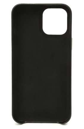 Чехол для iphone 12 pro max VETEMENTS черного цвета, арт. UE51SA370B 2471/M/BLACK NEXT PR0 MAX | Фото 2