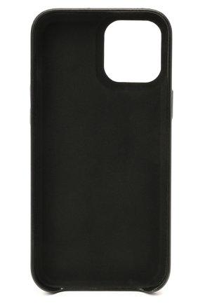 Чехол для iphone 12 pro max VETEMENTS черного цвета, арт. UE51SA370B 2471/W/BLACK NEXT PR0 MAX | Фото 2