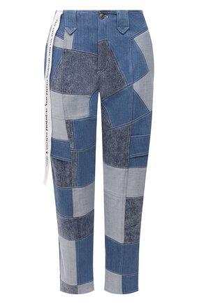 Женские джинсы STELLA MCCARTNEY синего цвета, арт. 602563/S0H23 | Фото 1