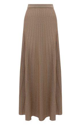 Женская юбка JOSEPH золотого цвета, арт. JF005178 | Фото 1