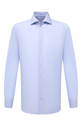 Мужская хлопковая сорочка VAN LAACK голубого цвета, арт. RIVARA-PSFN/151575 | Фото 1