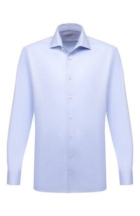 Мужская хлопковая сорочка VAN LAACK голубого цвета, арт. RIVARA-DTF/130872 | Фото 1