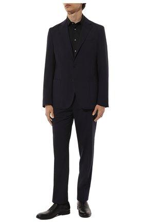 Мужская сорочка VAN LAACK черного цвета, арт. RET-SF/130830 | Фото 2