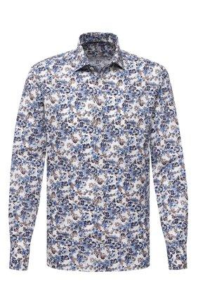 Мужская хлопковая рубашка VAN LAACK разноцветного цвета, арт. RAT0-LPTFN/171675 | Фото 1