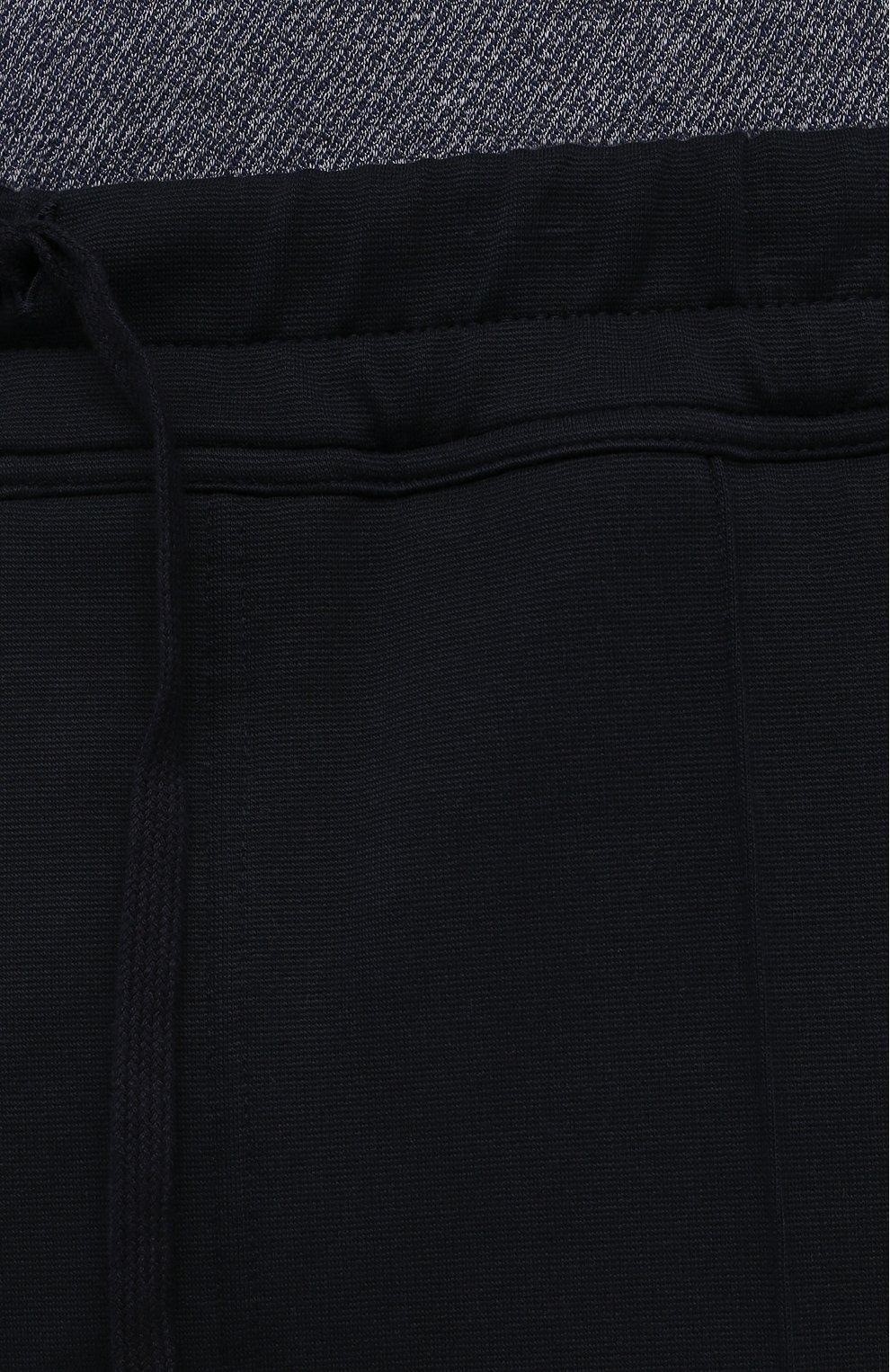 Мужские брюки TOM FORD темно-синего цвета, арт. BW250/TFJ974   Фото 5