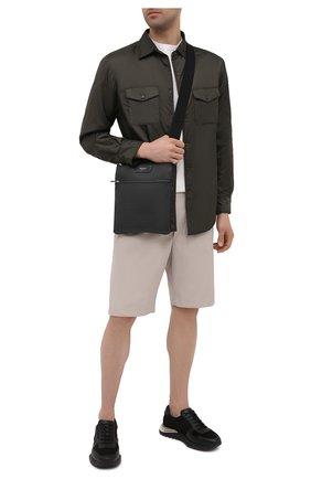 Мужская сумка stepan SERAPIAN темно-серого цвета, арт. SRSTPMML679423C | Фото 2