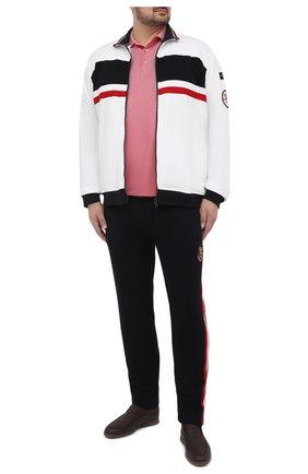 Мужской хлопковый спортивный костюм PAUL&SHARK разноцветного цвета, арт. 21411910/C00/3XL-6XL   Фото 1