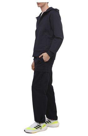 Мужские кроссовки ultraboost 21 ADIDAS белого цвета, арт. FY0377 | Фото 2