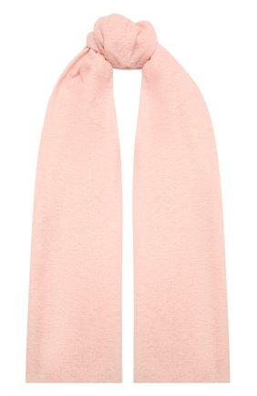 Женский кашемировый шарф helsinki BALMUIR светло-розового цвета, арт. 122102   Фото 1