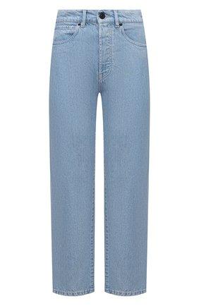 Женские джинсы 3X1 голубого цвета, арт. WP0380866/GLACIER | Фото 1