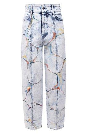 Женские джинсы STELLA MCCARTNEY голубого цвета, арт. 602559/S0H24 | Фото 1