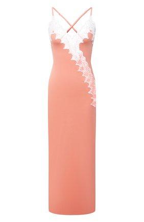 Женская сорочка RITRATTI MILANO светло-розового цвета, арт. 72487 | Фото 1