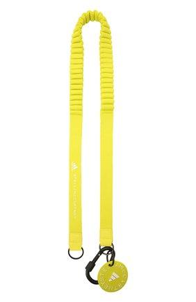 Шнурок для телефона ADIDAS BY STELLA MCCARTNEY желтого цвета, арт. GL4610   Фото 1