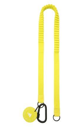 Шнурок для телефона ADIDAS BY STELLA MCCARTNEY желтого цвета, арт. GL4610   Фото 2
