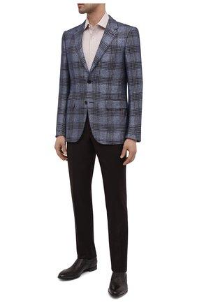 Мужские кожаные оксфорды BARRETT коричневого цвета, арт. B112U032.8/CERV0 ASP0RTABILE | Фото 2