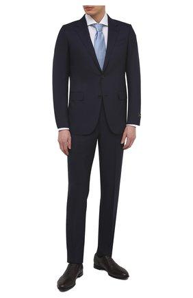 Мужские кожаные оксфорды BARRETT темно-коричневого цвета, арт. B112U032.10/CERV0 ASP0RTABILE | Фото 2