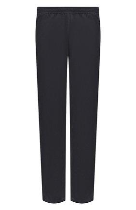 Мужские хлопковые домашние брюки ZIMMERLI темно-серого цвета, арт. 3460-95304 | Фото 1 (Длина (брюки, джинсы): Стандартные; Материал внешний: Хлопок; Кросс-КТ: домашняя одежда; Мужское Кросс-КТ: Брюки-белье)