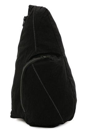 Мужская текстильная поясная сумка THOM KROM черного цвета, арт. BAG 3   Фото 1