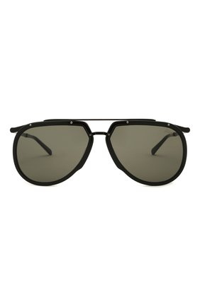 Мужские солнцезащитные очки BRIONI черного цвета, арт. 0DC900/P3ZAC | Фото 3