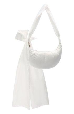 Женская сумка REDVALENTINO белого цвета, арт. VQ0B0C44/BAA   Фото 1