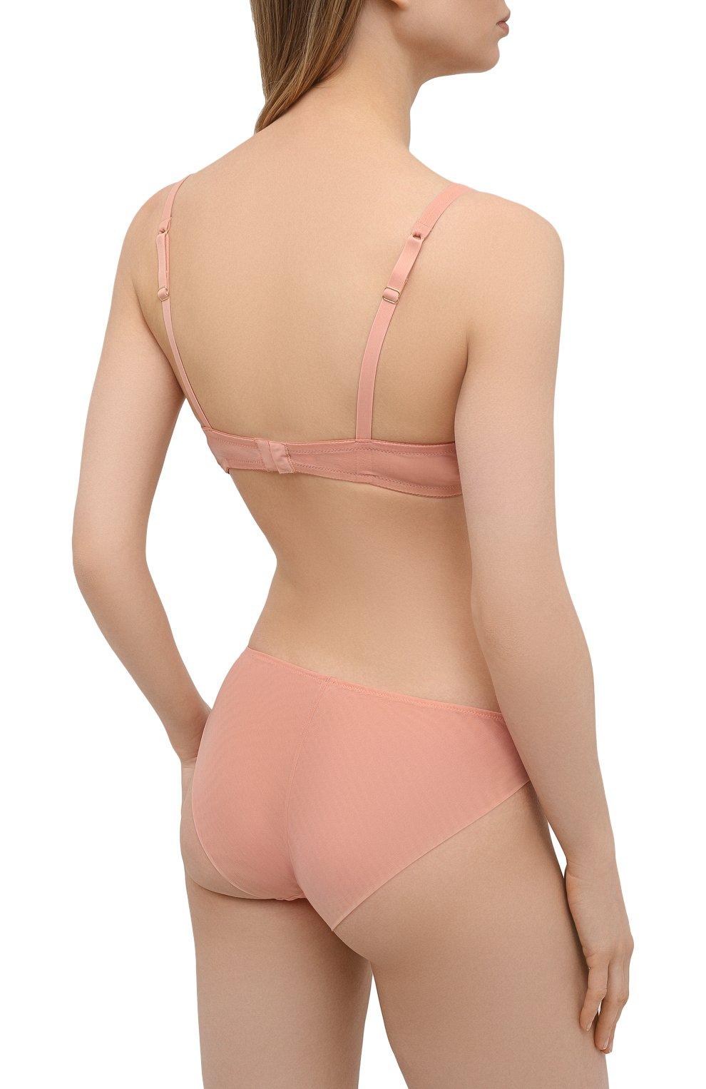 Женский бюстгальтер с чашкой пуш-ап RITRATTI MILANO светло-розового цвета, арт. 72470 | Фото 3