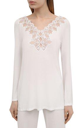 Женская пижама RITRATTI MILANO белого цвета, арт. 72485 | Фото 2