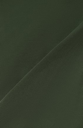 Женские гольфы DRIES VAN NOTEN зеленого цвета, арт. 211-11901-040 | Фото 2
