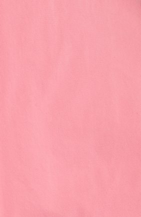 Женские гольфы DRIES VAN NOTEN розового цвета, арт. 211-11901-040 | Фото 2 (Материал внешний: Синтетический материал)