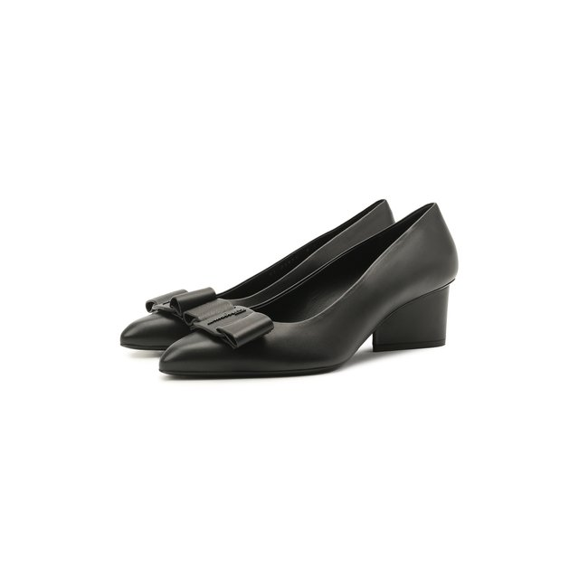 Кожаные туфли Viva Salvatore Ferragamo