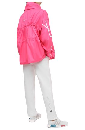 Женская ветровка ADIDAS BY STELLA MCCARTNEY розового цвета, арт. GL7666 | Фото 2