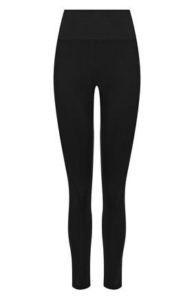 Женские леггинсы Y-3 черного цвета, арт. GV2802/W | Фото 1