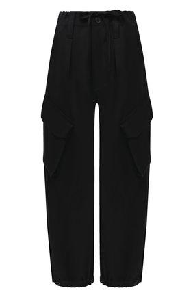 Женские брюки Y-3 черного цвета, арт. GV2794/W | Фото 1