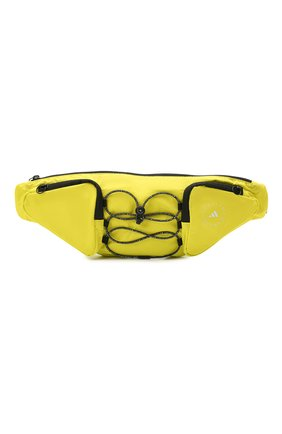 Женская поясная сумка ADIDAS BY STELLA MCCARTNEY желтого цвета, арт. GQ0550 | Фото 1