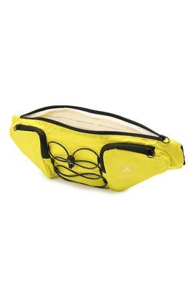 Женская поясная сумка ADIDAS BY STELLA MCCARTNEY желтого цвета, арт. GQ0550 | Фото 4