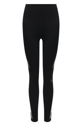 Женские леггинсы ADIDAS BY STELLA MCCARTNEY черного цвета, арт. GL7391 | Фото 1